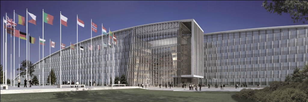 New NATO HQ Facade